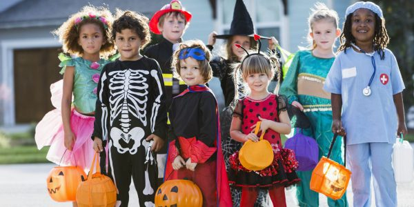 trick or treating costumes