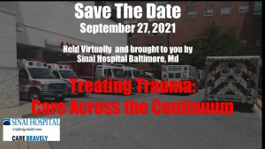 Treating Trauma: Care Across the Continuum - Sinai Conference @ Virtual